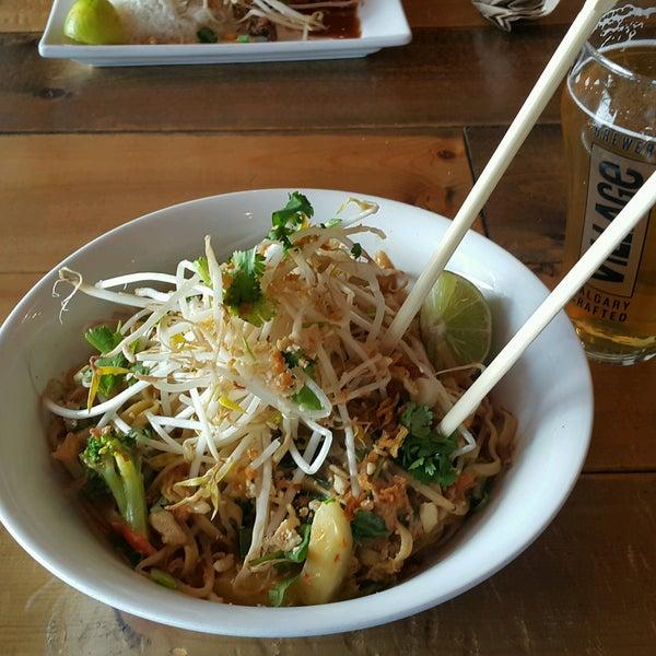 Asian restaurants in calgary opinion