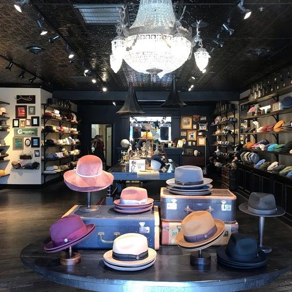 f82750ab57a Photo taken at Goorin Bros. Hat Shop - West Pearl Street by Luz Maria M