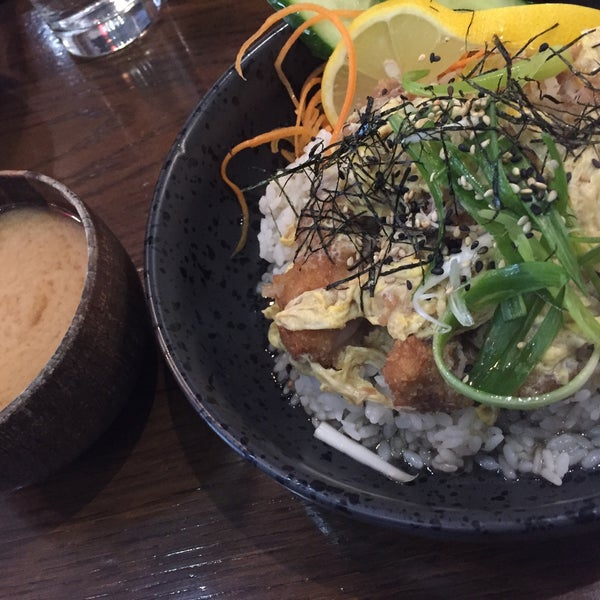 8/25/2017 tarihinde che c.ziyaretçi tarafından Banyi Japanese Dining'de çekilen fotoğraf