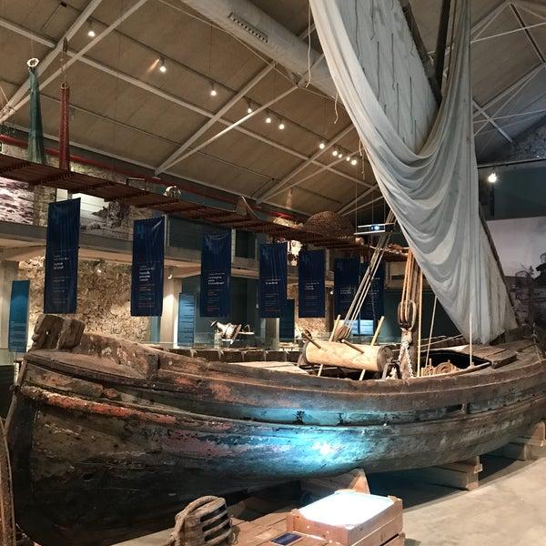รูปภาพถ่ายที่ Museu de la Pesca โดย Konstantin S. เมื่อ 9/9/2017