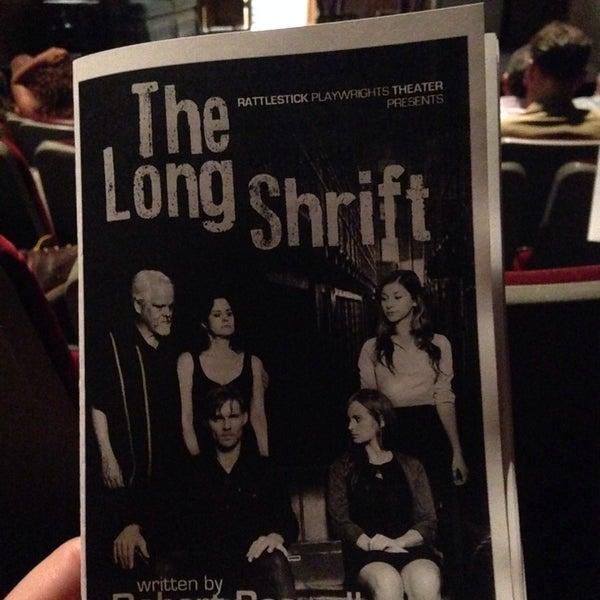 7/22/2014にAshley B.がRattlestick Playwrights Theaterで撮った写真