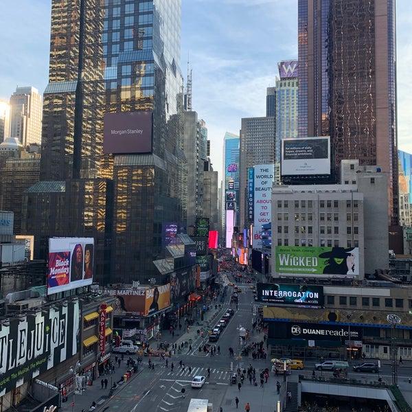 3/5/2020에 Peter B.님이 Novotel New York Times Square에서 찍은 사진