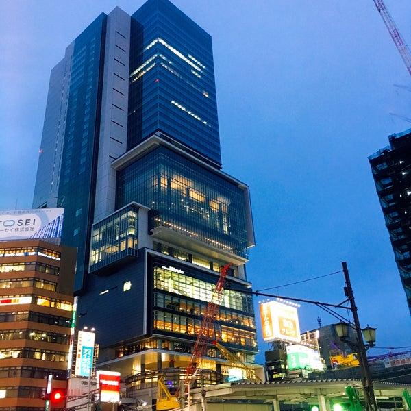 澀谷Hikarie(渋谷ヒカリエ)