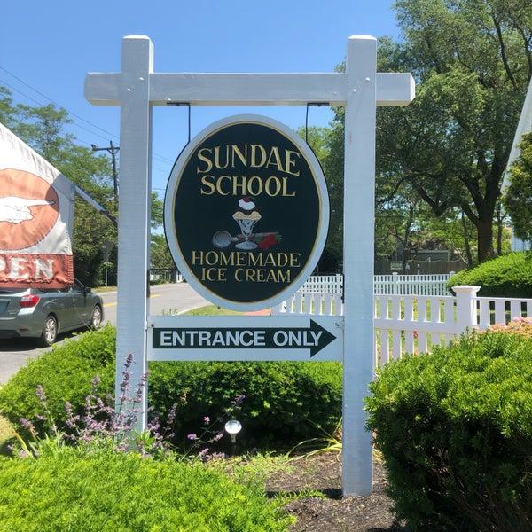 Photo taken at Sundae School by Jessica P. on 7/3/2019