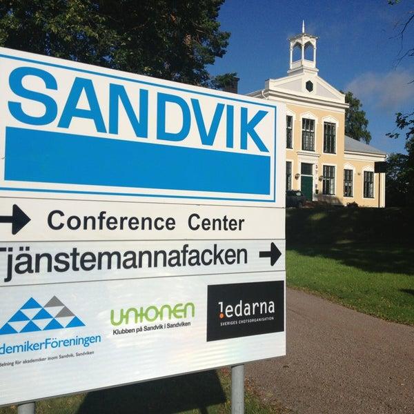 Sandvik Conference Center Convention Center