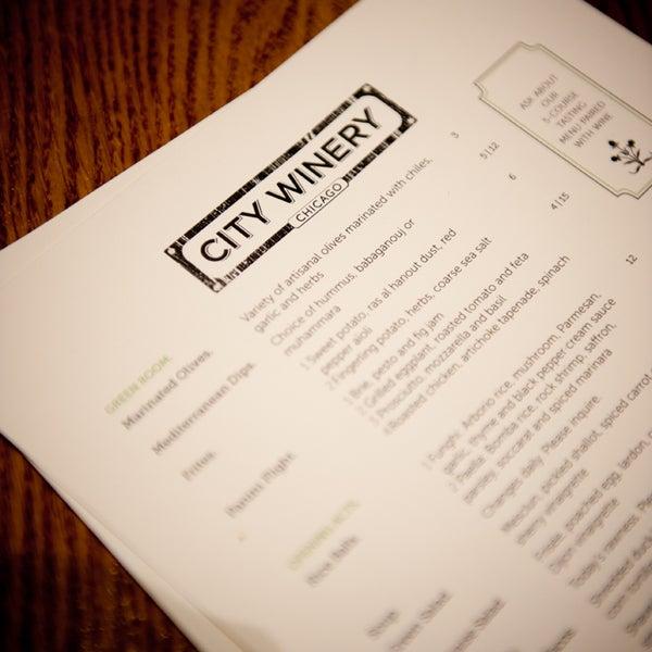 7/11/2013 tarihinde City Wineryziyaretçi tarafından City Winery'de çekilen fotoğraf
