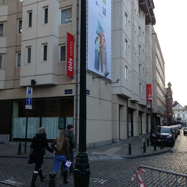 Ibis Brussels Centre Ste Catherine Dansaert Rue Joseph