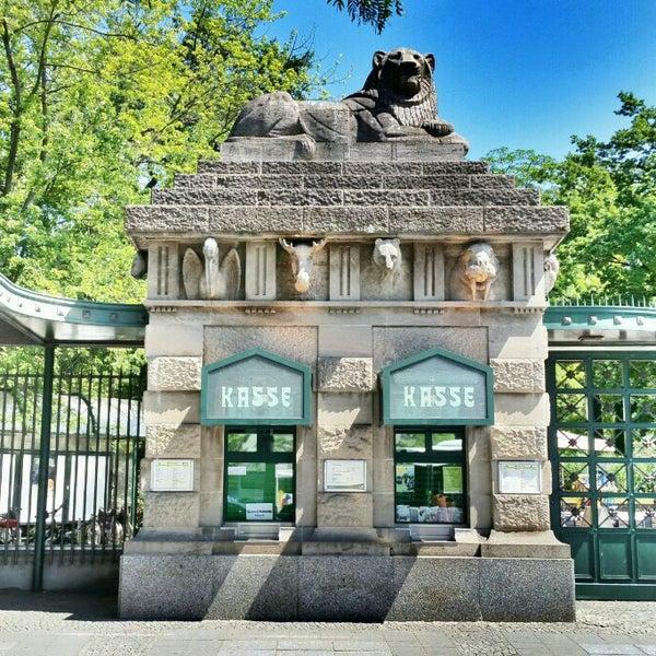 7/8/2015에 Thomas H.님이 Zoologischer Garten Berlin에서 찍은 사진