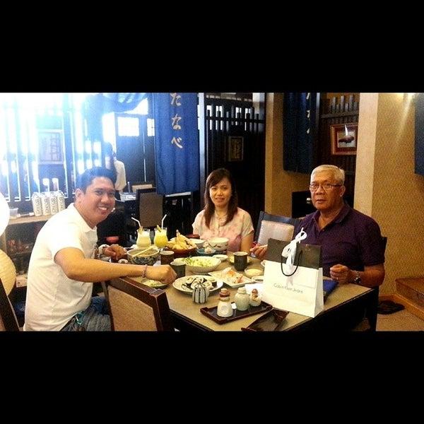 6/15/2014にRj S.がTanabe Japanese Restaurantで撮った写真