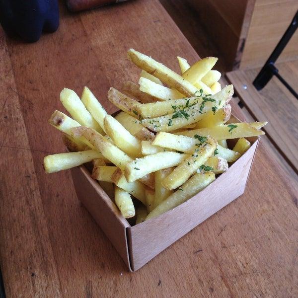 Nice fries!