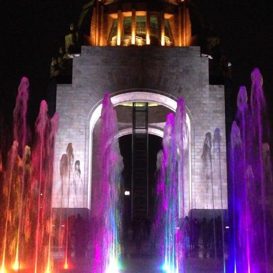 Foto tomada en Monumento a la Revolución Mexicana por Luk O. el 7/19/2013