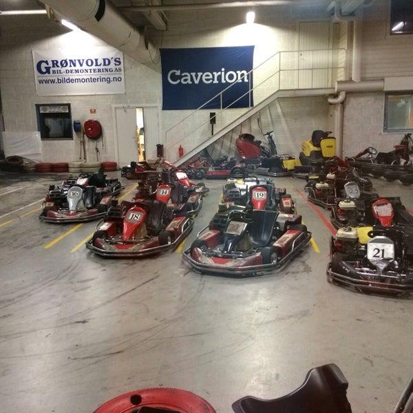 Hamar Go Kart Racetrack