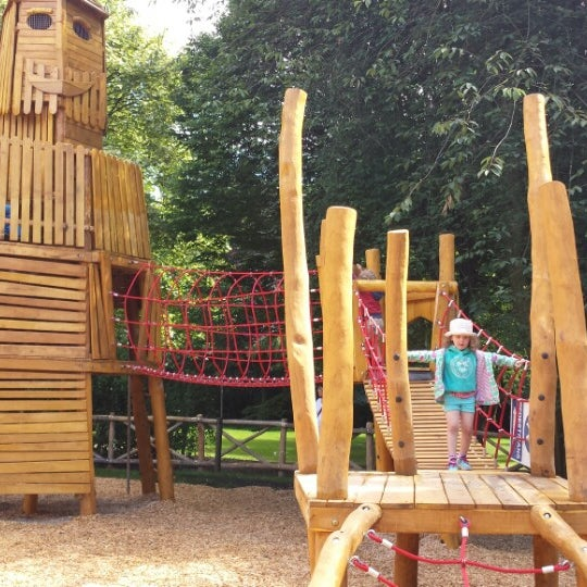 Photo Taken At Merrion Square Playground By Dee D On 7 6 2014