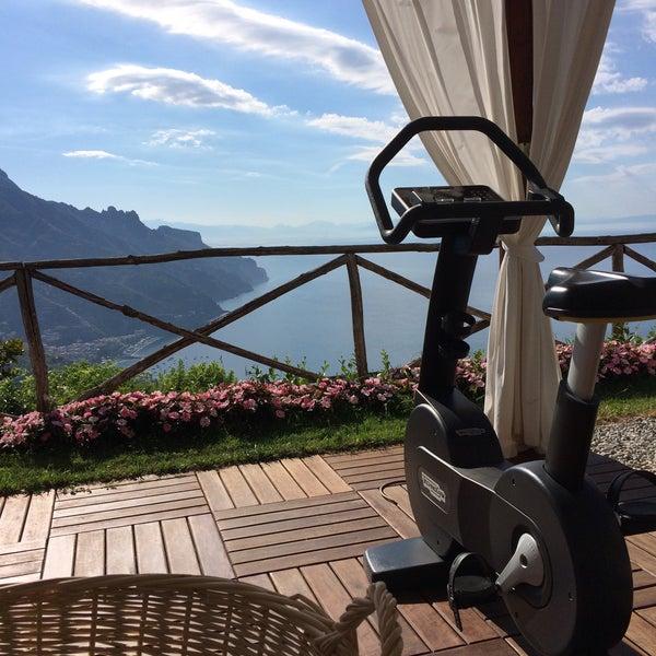 Foto diambil di Hotel Palazzo Avino oleh Diana M. pada 7/1/2015