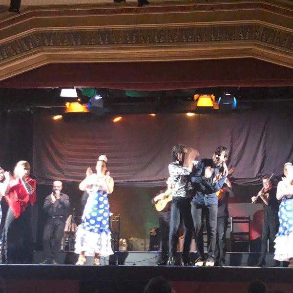Снимок сделан в Palacio del Flamenco пользователем Caner D. 10/16/2018