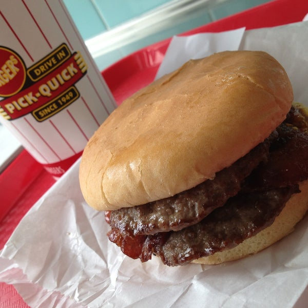 Photos at PICK-QUICK Drive In - Burger Joint in North Auburn
