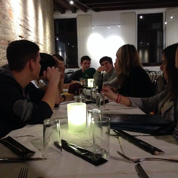 11/8/2013에 Irene B.님이 Ristorante Pizzeria Masseria에서 찍은 사진