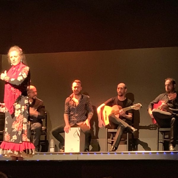 Das Foto wurde bei Palacio del Flamenco von Arzu D. am 6/5/2019 aufgenommen