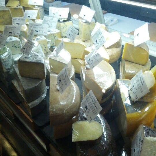 Foto tomada en Beecher's Handmade Cheese por David F. el 11/10/2012