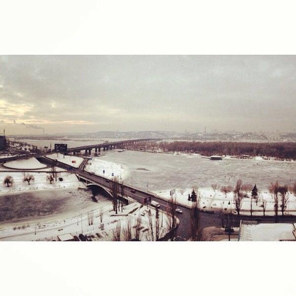 1/3/2013 tarihinde Maria B.ziyaretçi tarafından Готель «Славутич»  / Slavutych Hotel'de çekilen fotoğraf