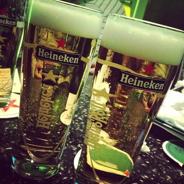 Das Foto wurde bei Heineken Experience von Salvatore M. am 3/17/2013 aufgenommen