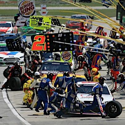 8/8/2013にKentucky SpeedwayがKentucky Speedwayで撮った写真