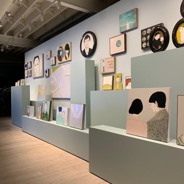Foto scattata a White Rabbit Gallery da Jonny S. il 6/23/2019