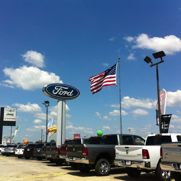 Photo Taken At Ray 39 S Ford Inc By Donnie D