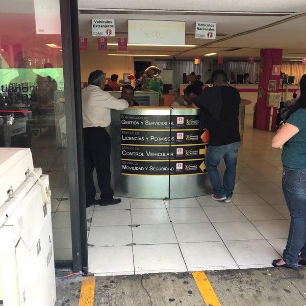 Photos At Control Vehicular Venustiano Carranza Ciudad De