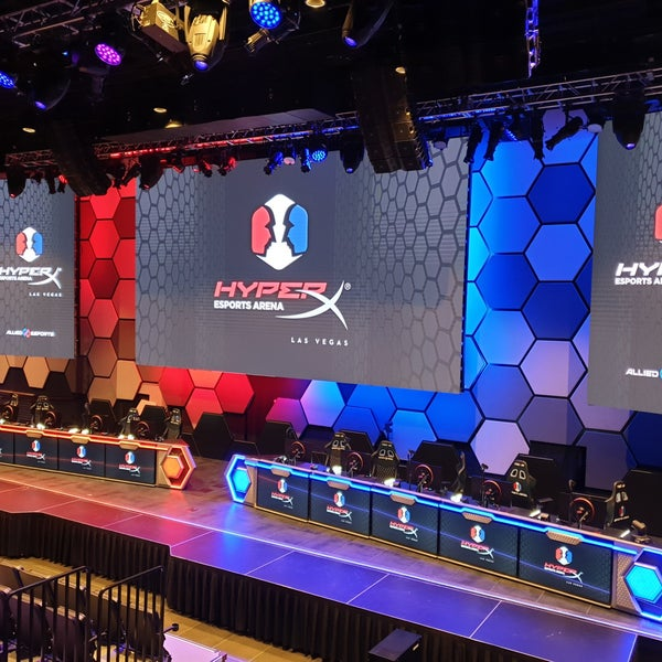 Photos at Esports Arena Las Vegas - The Strip - 2 tips from