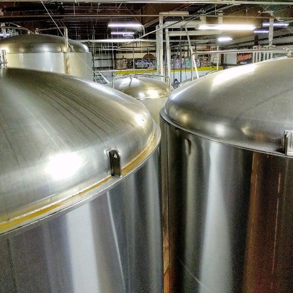 12/1/2019 tarihinde BeerGeekATL E.ziyaretçi tarafından Oskar Blues Brewery'de çekilen fotoğraf