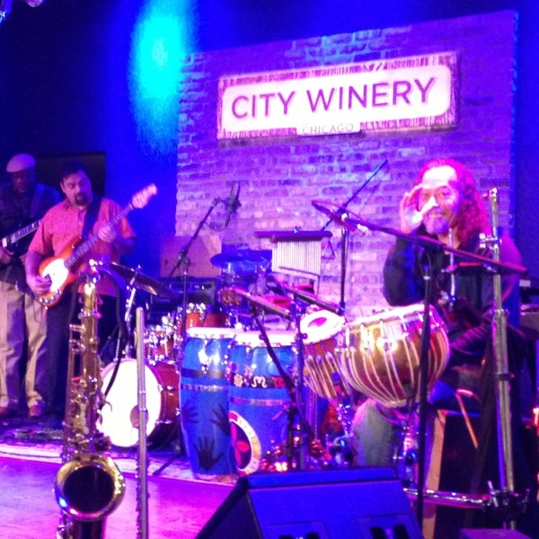 3/13/2013 tarihinde Maninder S.ziyaretçi tarafından City Winery'de çekilen fotoğraf