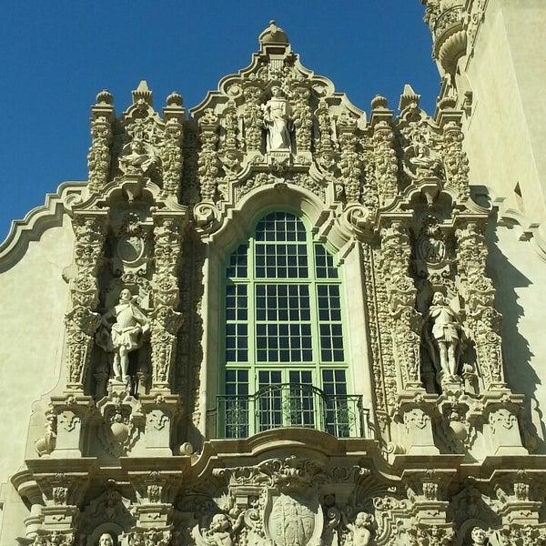 Photo prise au San Diego Museum of Man par NeMeSiS le10/5/2013