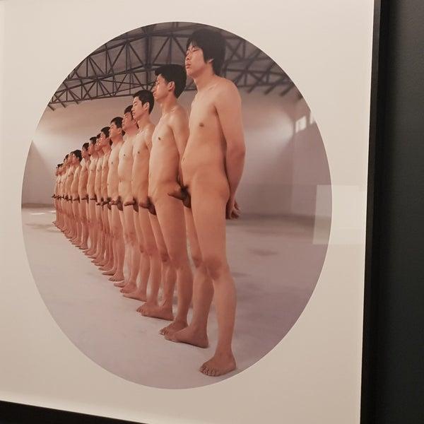 Foto scattata a White Rabbit Gallery da Ъ 🇦🇺🇪🇺🇷🇺🇷🇴🇲🇩 il 7/14/2019