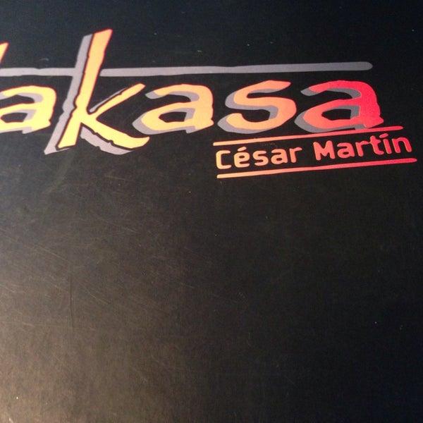 Снимок сделан в Restaurante Lakasa пользователем Vitty F. 11/10/2013