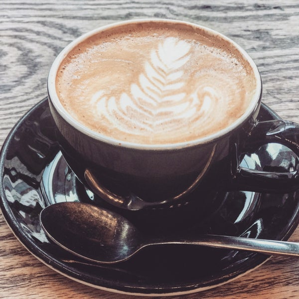 The coffees here are to die for. Made by Dark Arts Coffee, rather unusual, slightly nutty, and a hint of liquorice, you won't find any coffee that tastes quite like it, has to be experienced.