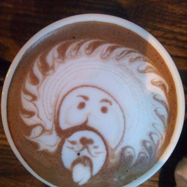 En general esta todo muy bueno pero si amas el café ufff!!! Pocos lugares como este es realmente delicioso