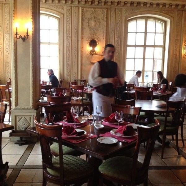 7/29/2013 tarihinde Vikaziyaretçi tarafından Cafe Pushkin'de çekilen fotoğraf
