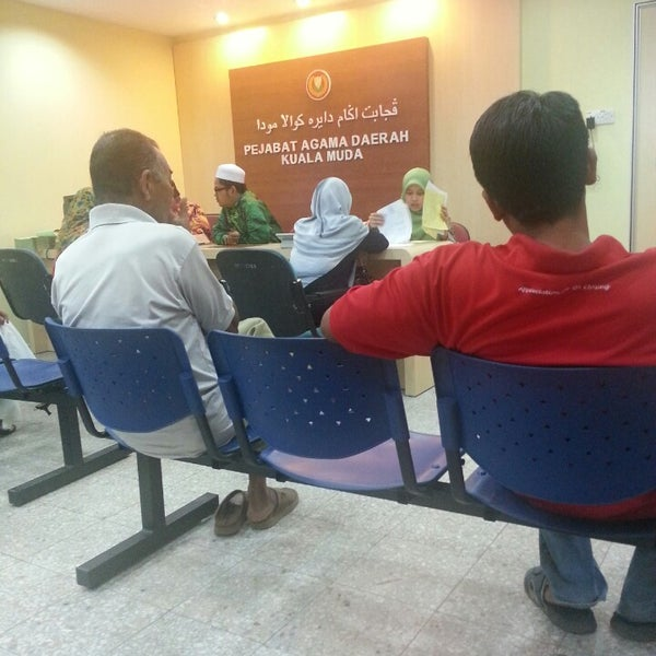Pejabat Agama Kuala Muda