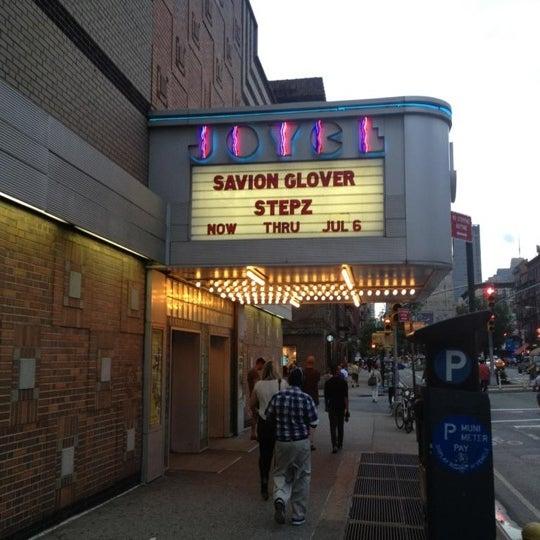 Photo prise au The Joyce Theater par Sara T. le7/3/2013