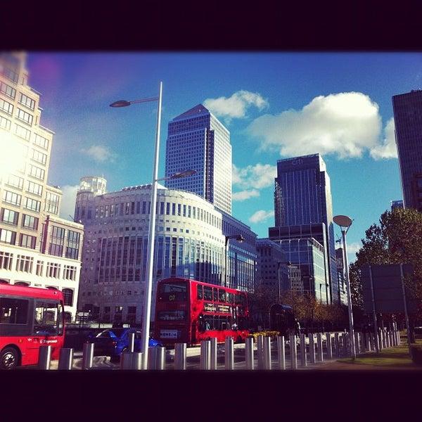 Foto scattata a Canary Wharf da SEVDA LONDON il 11/3/2012