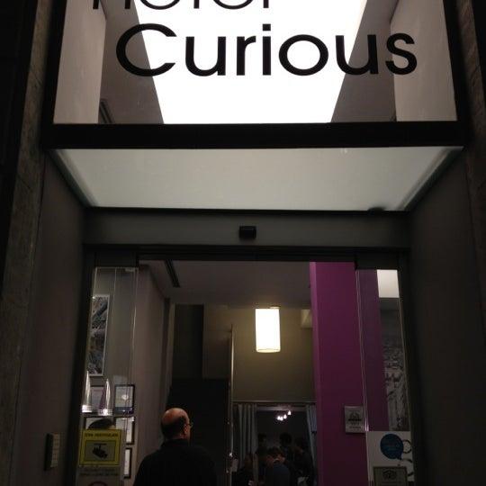 10/16/2012에 Jordi C.님이 Hotel Curious에서 찍은 사진