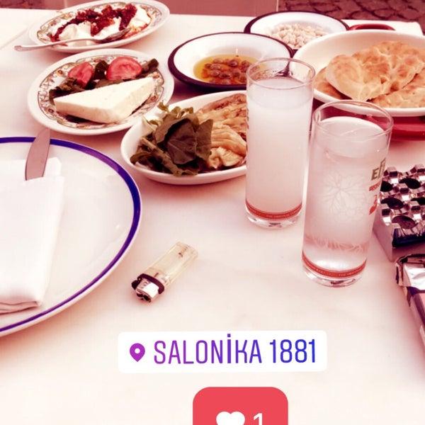 7/15/2019 tarihinde Amine K.ziyaretçi tarafından Salonika 1881'de çekilen fotoğraf
