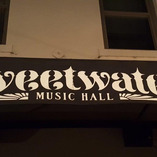 2/26/2018にBrian M.がSweetwater Music Hallで撮った写真