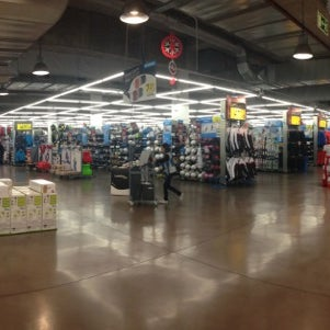 Decathlon la vaguada planta