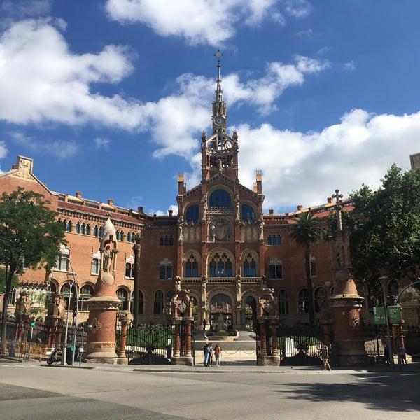Foto tomada en Recinto Modernista de Sant Pau por Timothy J. el 6/12/2019