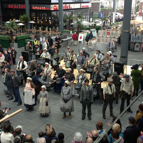 Foto tomada en Old Spitalfields Market por Ahuv 🇪🇺 el 4/13/2013