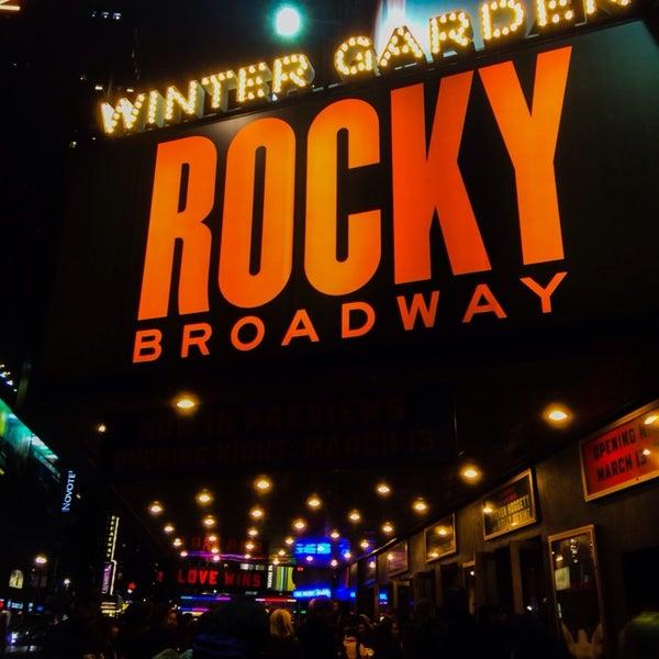 Fotos Bei Winter Garden Theatre Theater District 68 Tipps