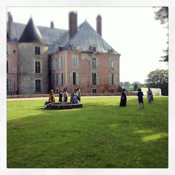 Foto diambil di Château de Meung-sur-Loire oleh Warptime T. pada 8/24/2014