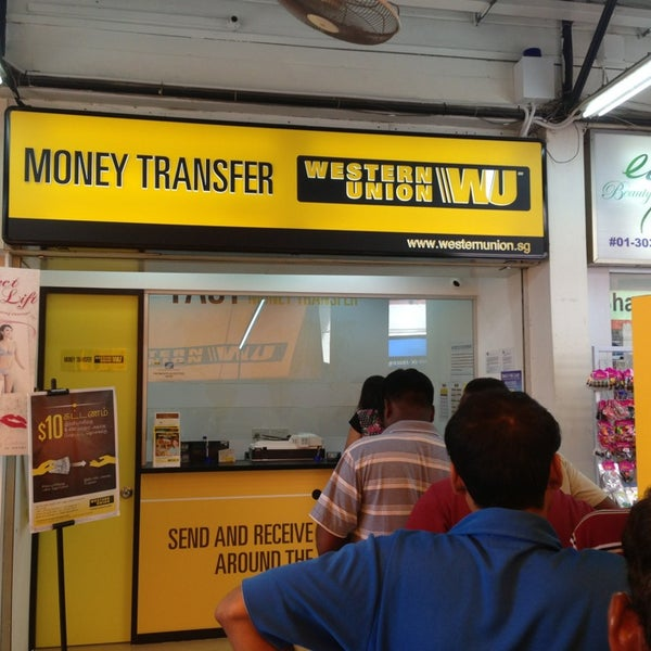 Western Union Jurong Central